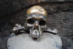 Cranio Napoli Immagine Stock