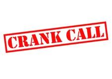 CRANK CALL Stock Photography