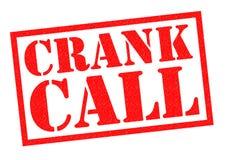 CRANK CALL Royalty Free Stock Photo