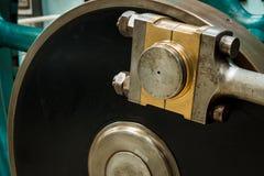 Crank Wheel Stock Photography