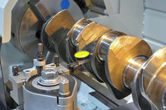 Crankshaft Stock Photography
