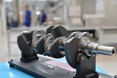 Crankshaft Stock Photos