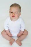Cranky Baby Stock Photo