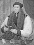 cranmer thomas Royaltyfri Fotografi