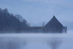 crannog λίμνη tay Στοκ φωτογραφίες με δικαίωμα ελεύθερης χρήσης