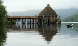 Crannog Royalty Free Stock Photos