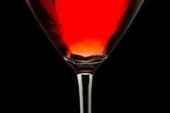 Crantini Cranberry Cocktail up Close Stock Image