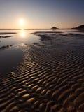 Crantock Beach Stock Photo