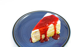 Crape Cake Stock Photography