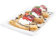 Crapes Royalty Free Stock Photo