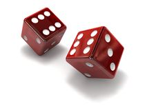 Craps Royalty Free Stock Photography
