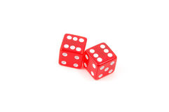 Craps Dice 1 royalty free stock images