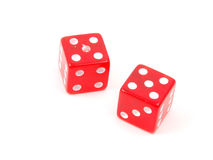 Craps Dice 1 Stock Image