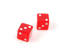 Craps Dice 11 Stock Images
