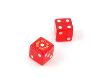 Craps Dice 12 stock photos