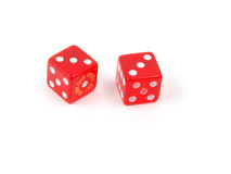 Craps Dice 15 stock photo