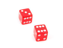 Craps Dice 9 Stock Images