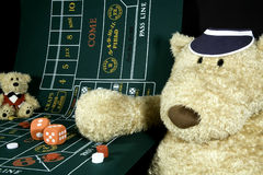 Craps Player Stock Photos