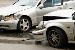 crash Fotografia de Stock