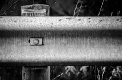 Crash Barrier Royalty Free Stock Images