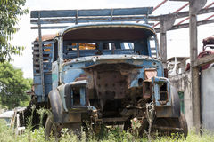 Crash cars Royalty Free Stock Photos