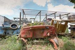 Crash cars Stock Photo