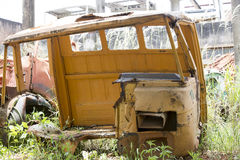 Crash cars Stock Photography