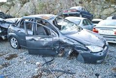 Crash damage Royalty Free Stock Photo