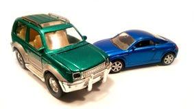 Crash de véhicule Image stock