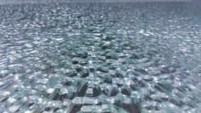 Crash Glass Stock Photo