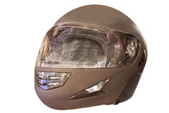 Crash helmet Royalty Free Stock Photos