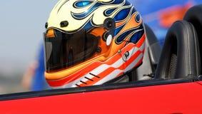 Crash Helmet Royalty Free Stock Photo