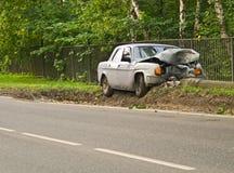 Crash impair Photo libre de droits