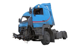 Crash truck Stock Images
