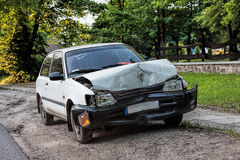 Free Crashed Car Stock Photography - 32480322
