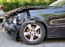 Crashed Car Royalty Free Stock Photo