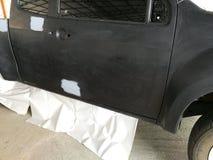 Car body repair Stock Photos