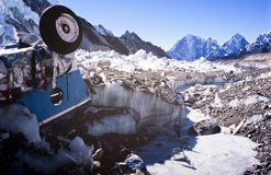 Everest Base Camp Royalty Free Stock Photos