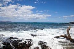 Crashing Surf Stock Photography