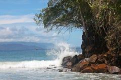 Crashing Wave Royalty Free Stock Photography