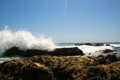 Crashing Wave Stock Images