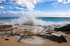 Crashing Waves Stock Images