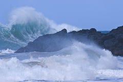 Free Crashing Waves Royalty Free Stock Photo - 7900835