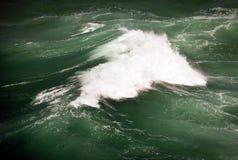 Crashing Waves Royalty Free Stock Photos