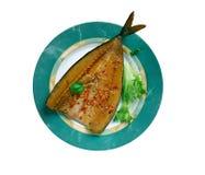 Craster kipper. Deviled.smoked fish. Traditional British snack Royalty Free Stock Photos