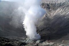 Cratère de Bromo Photos libres de droits