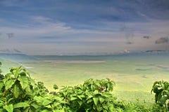 Cratère de l'Afrique Tanzanie Ngorongoro Photographie stock libre de droits