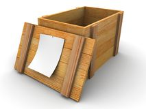 Crate Stock Photography
