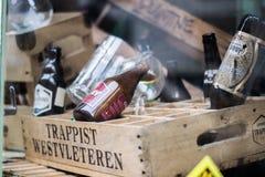 Chimay Belgian Beer Crate