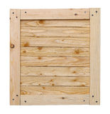 Crate Top Stock Photography